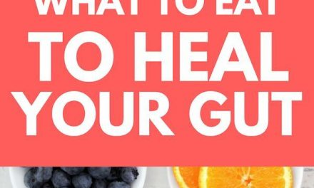 What are the best foods to eat to heal your gut and restore your gut health?  Tips and food lists to make healing your gut easier.