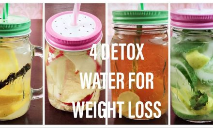 Summer Detox Water For Weight Loss | Weight Loss Drink | Lose Weight | Belly Fat Drink