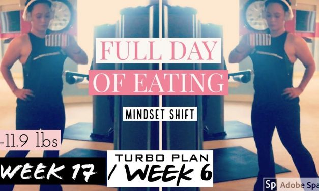 Weight Loss Journey: FULL DAY OF EATING & MIND SHIFT | Week 17