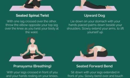 STRETCHES TO DO A BEFORE BED